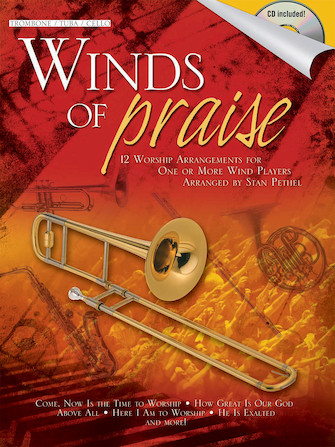 Product Cover for Winds of Praise