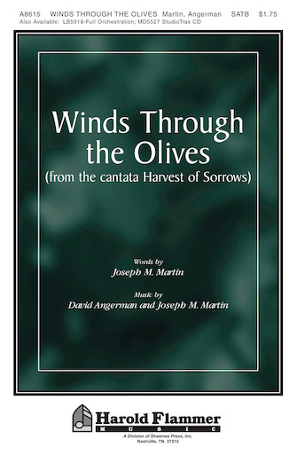Winds Through the Olives (from <i>Harvest of Sorrows</i>)