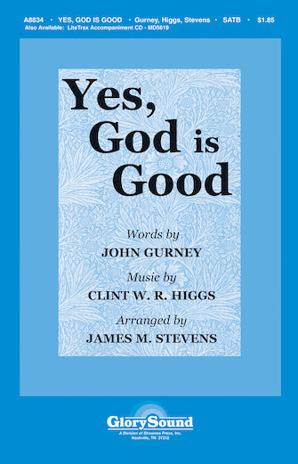 Product Cover for Yes, God Is Good