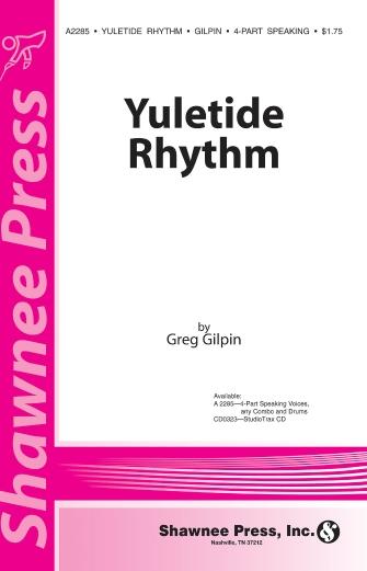 Yuletide Rhythm Studio Trax CD