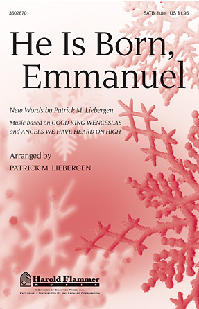 Product Cover for He Is Born, Emmanuel