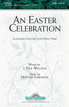 An Easter Celebration : SATB : J. Paul Williams : J. Paul Williams : Sheet Music : 35026736 : 884088451820 : 1423487397