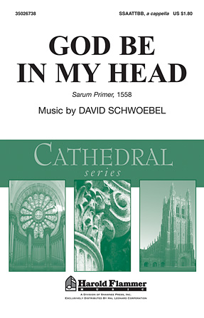 God Be in My Head : SSAATTBB : Sarum Primer : Sarum Primer : Sheet Music : 35026738 : 884088451844 : 1423487419