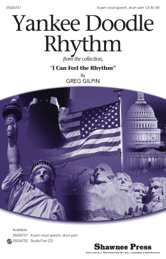 Product Cover for Yankee Doodle Rhythm
