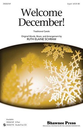 Product Cover for Welcome December!