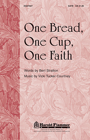 Product Cover for One Bread, One Cup, One Faith