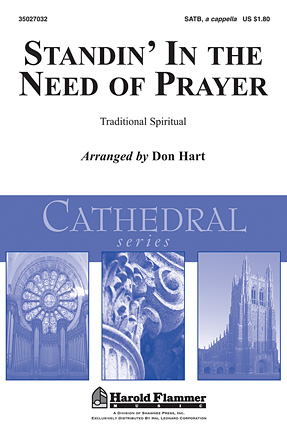 Product Cover for Standin' in the Need of Prayer