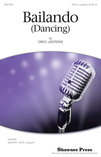 Product Cover for Bailando