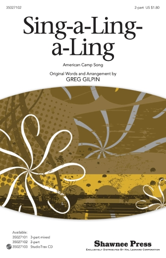 Product Cover for Sing-a-Ling-a-Ling