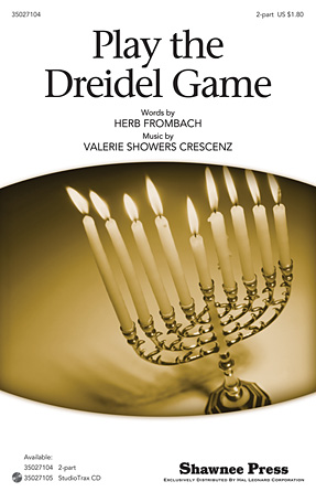 Product Cover for Play the Dreidel Game