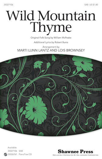 Product Cover for Wild Mountain Thyme