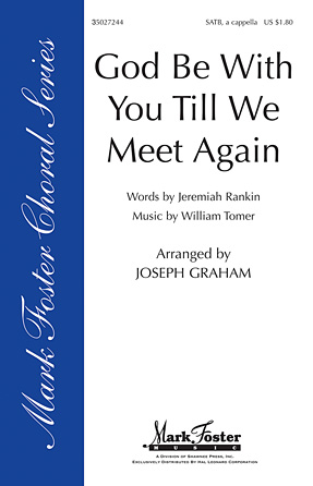 Product Cover for God Be with You 'Til We Meet Again