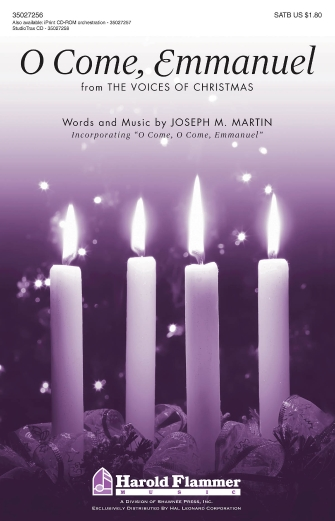 Product Cover for O Come, Emmanuel (from The Voices of Christmas)
