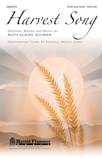 Product Cover for Harvest Song