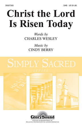 Product Cover for Christ the Lord Is Risen Today