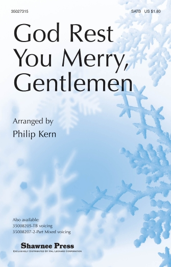 Product Cover for God Rest You Merry, Gentlemen