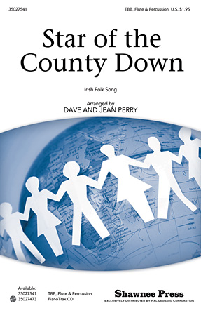 Star of the County Down : TTB : Jean Perry : Sheet Music : 35027541 : 884088522490