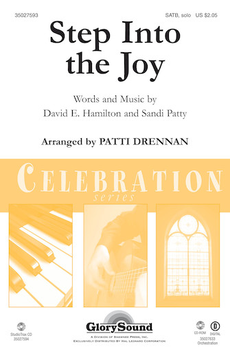 Product Cover for Step Into the Joy
