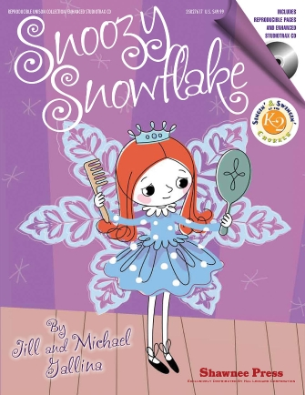 Product Cover for Snoozy Snowflake