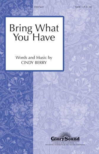 Product Cover for Bring What You Have