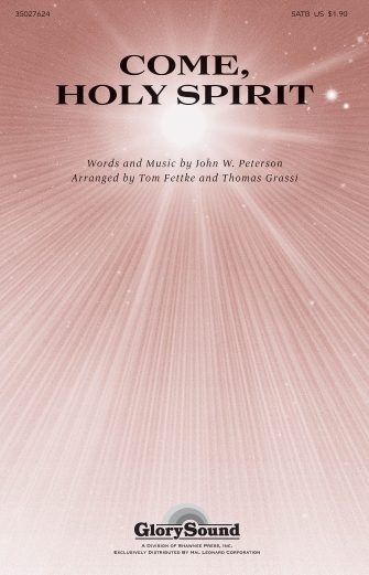 Product Cover for Come, Holy Spirit