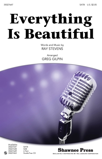 Product Cover for Everything Is Beautiful