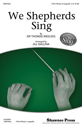 Product Cover for We Shepherds Sing