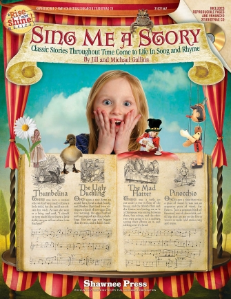 Product Cover for Sing Me a Story – Classic Stories Throughout Time Come to Life in Song and Rhyme