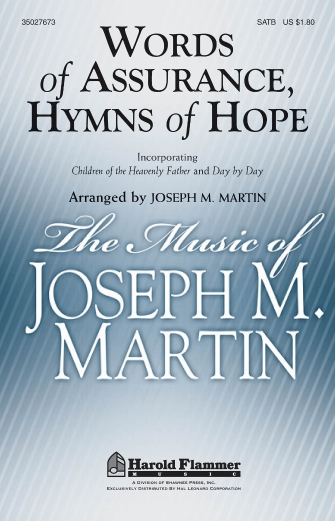Product Cover for Words of Assurance, Hymns of Hope