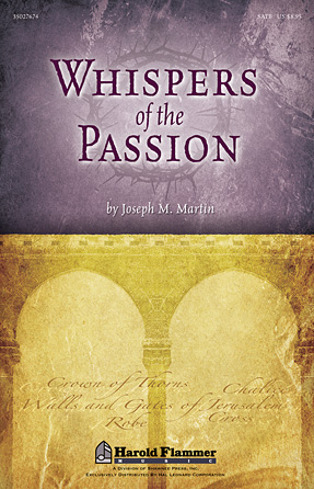 Product Cover for Whispers of the Passion