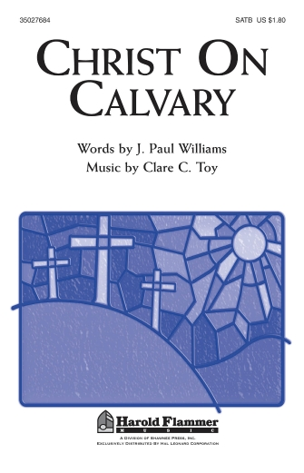 Product Cover for Christ on Calvary