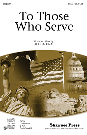 Product Cover for To Those Who Serve