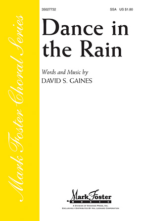 Product Cover for Dance in the Rain