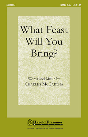 Product Cover for What Feast Will You Bring?