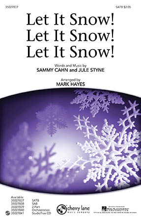 Product Cover for Let It Snow! Let It Snow! Let It Snow!
