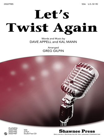Product Cover for Let's Twist Again