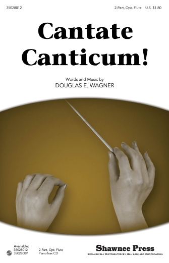 Product Cover for Cantate Canticum!