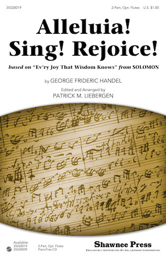 Product Cover for Alleluia! Sing! Rejoice!