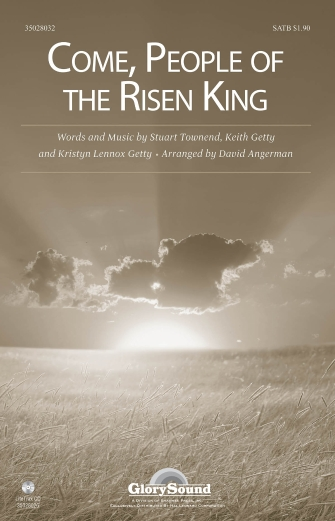 Product Cover for Come, People of the Risen King