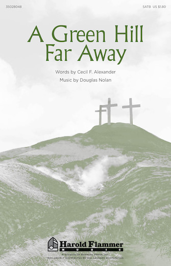 Product Cover for A Green Hill Far Away