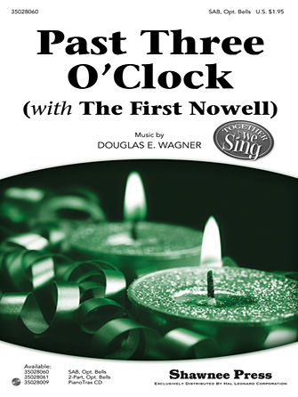 Product Cover for Past Three O'Clock