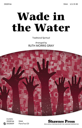 Wade in the Water : SSAA : Ruth Morris Gray : Sheet Music : 35028166 : 884088615765