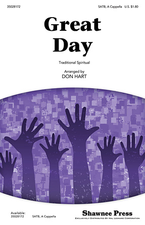 Product Cover for Great Day