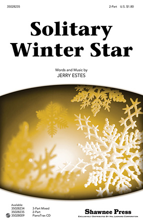 Product Cover for Solitary Winter Star