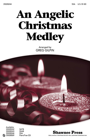 Product Cover for An Angelic Christmas Medley