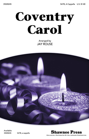 Product Cover for Coventry Carol