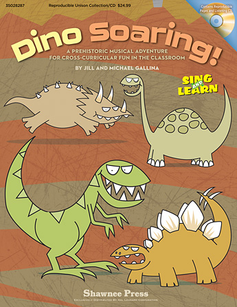 Product Cover for Dino Soaring!