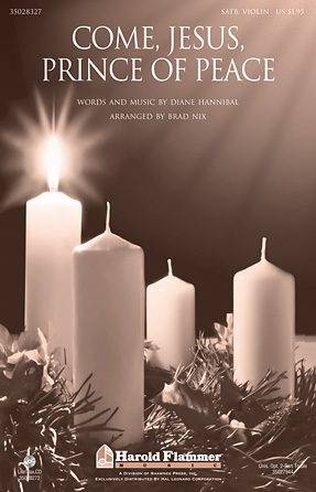 Product Cover for Come, Jesus, Prince of Peace