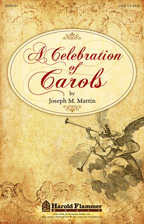 Product Cover for A Celebration of Carols
