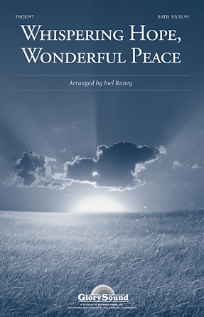 Product Cover for Whispering Hope, Wonderful Peace